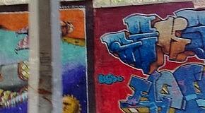 Граффити в Одессе