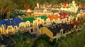 Один миниатюрный день из жизни Киева