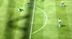 Самый сексуальный гол в FIFA