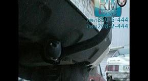 Фаркоп Kia Soul (Киа Соул) Автогак сьемный от RMotors