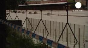 Центральная Европа страдает от наводнений и готовится к новым осадкам