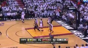 Топ-5 моментов NBA за 26 мая 2014