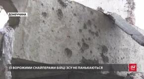 """Тактика """"випаленої землі"""": на Донбасі активізувались диверсанти"""