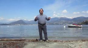 Прекрасный день на озере