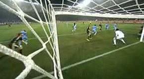 Уругвай - Германия - 2:3 (2й тайм)