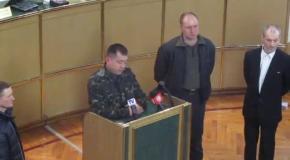 В Хмельницком начальник СБУ написал рапорт на увольнение