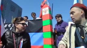 Пророссийский активист не знает, как выглядит Путин