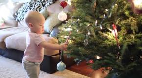 Рождество с младенцем