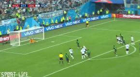 Нигерия – Аргентина: видео голов и обзор матча