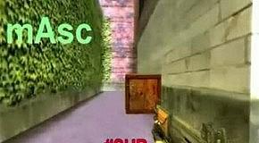 Читер играет в Counter-Strike