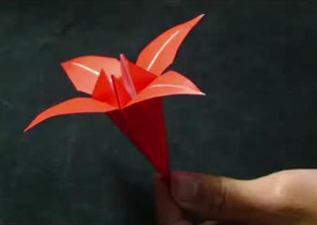 Цветы из бумаги ютуб