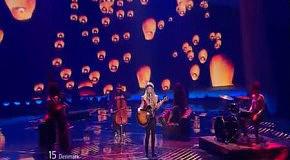 Soluna Samay - Should've Known Better: финал Евровидения 2012