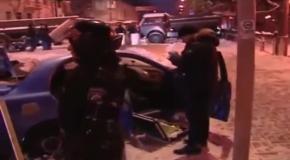 Силовики бросали трупы в машины