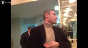 """""""Следователь хотел вручить Булатову повестку"""" - Кличко"""