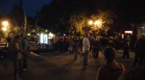 Харьков, 21.09: стычка между ультрас и пророссийскими активистами
