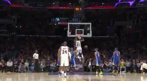 Топ-5 моментов NBA за 16 ноября 2014