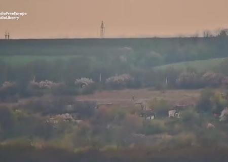 ЛНР: Съемка подрыва автомобиля ОБСЕ вДонбассе велась сподконтрольной ВСУ территории