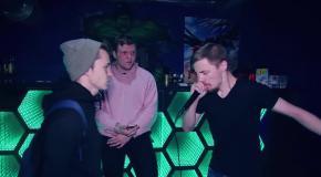 Universe Beatbox Battle. R-Daiz vs Belserk