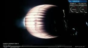 50-й запуск Falcon 9