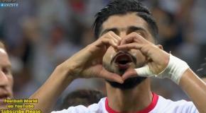 Тунис – Англия: видео голов и обзор матча