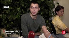 У Львові пожертували кров та волосся для онкохворих людей: як долучитися