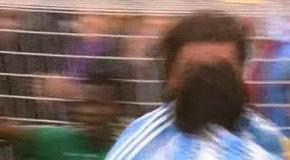 ЧМ 2010 Аргентина - Нигерия 1:0