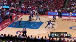 Топ-5 моментов NBA за 21 апреля 2014