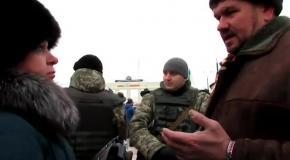 Як патріот в Сєвєродонецьку «уделал» проросійську пенсіонерку