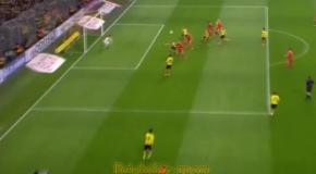 Боруссия Дортмунд - Ганновер (96) 1-0 (13 февраля 2016 г, Чемпионат Германии)