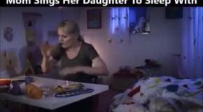 Колыбельная от мамы-неформалки