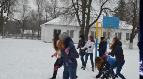 Зимові радощі. Володимир Повальчук