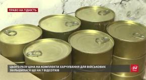 Як Міноборони краде гроші на закупівлях харчування для українських військових: шокуючі цифри