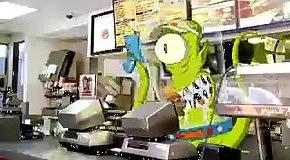 The Simpsons Movie Burger King