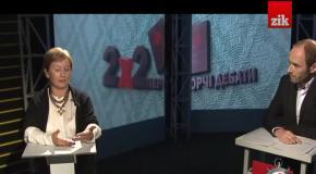 2х2. Передвиборчі дебати 29.09.14