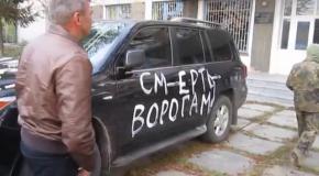 Журавський - спроба підкупу виборців (26.09)