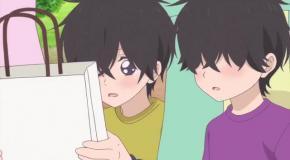 [SHIZA Project] Школьные няни / Gakuen Babysitters TV [06] [MVO]