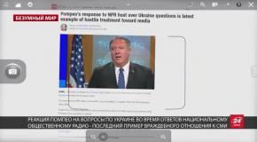 Парнас против Трампа: кто определял американскую политику в Украине