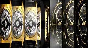 Шикарная реклама часов CHANEL J12 CALIBRE 3125