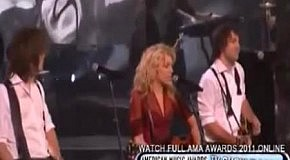 American Music Awards 2011/The Band Perry- If I Die Young