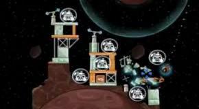 Прохождение Angry Birds: Star Wars 37 Tatooine