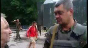 Выжившие переселенцы из зоны АТО рассказали о нападении боевиков на мирных жителей