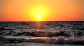 Красивая медитация Закат Солнца. Сергей Ратнер