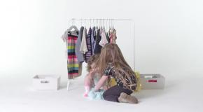 Что если бы дети одевались сами