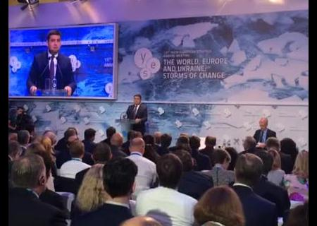 Гройсман: Мызамир сРоссией, однако наших условиях