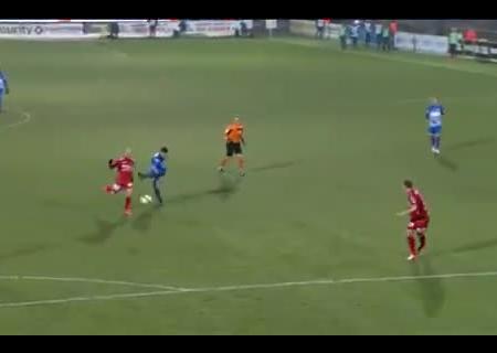 Руслан Малиновский забил 1-ый гол после травмы
