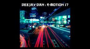 DeeJay Dan - E-motion 17 [2018]