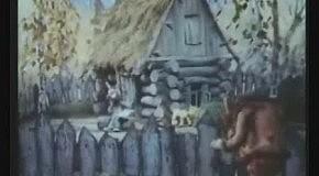 Мультфильм Волк и корова