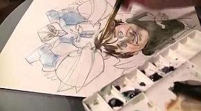 КарикатурА - КиноНах (Нуф-нуф, Наф-наф)