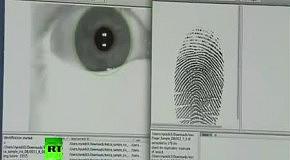 США используют биометрические данные для слежки. RT