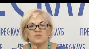 Ірина Сех заперечує співпрацю з Газпромом
